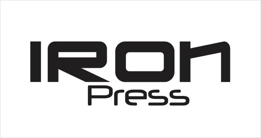 Participación en el concurso Nro.38 para Logo Design for IronPress