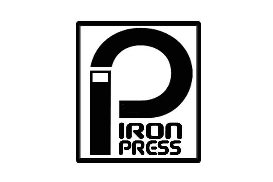 Konkurrenceindlæg #                                        134                                      for                                         Logo Design for IronPress