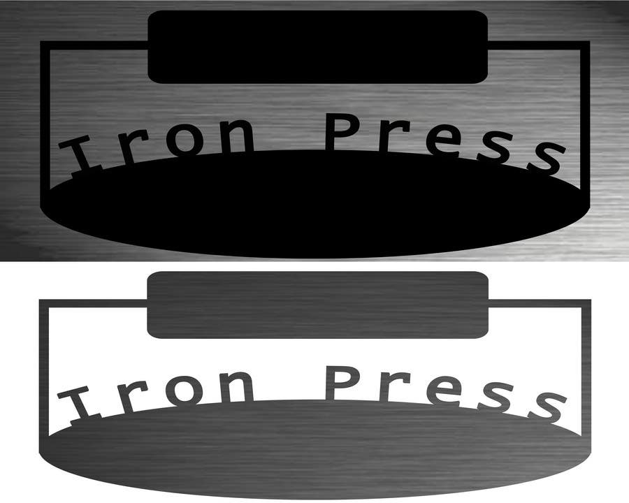 Konkurrenceindlæg #                                        140                                      for                                         Logo Design for IronPress