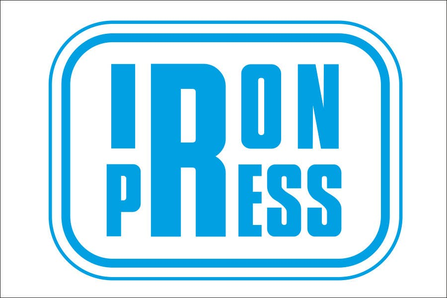 Participación en el concurso Nro.24 para Logo Design for IronPress