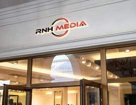 nº 105 pour Create a logo for a new media agency par rajibhridoy