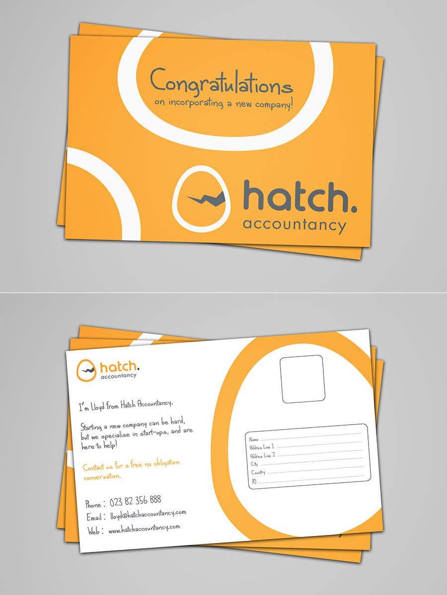 """Intrarea #16 pentru concursul """"Design a postcard for leaflet advertisement"""""""