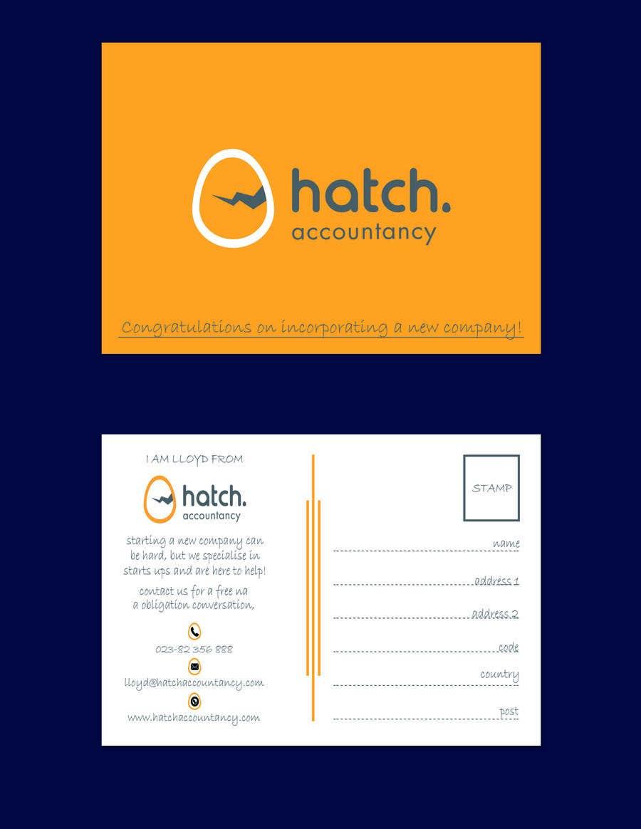 Inscrição nº 13 do Concurso para Design a postcard for leaflet advertisement