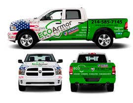 #123 for Design a vehicle wrap by TheFaisal