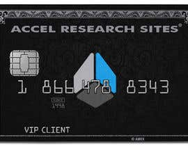 #25 for Design a credit card by MaksimLu