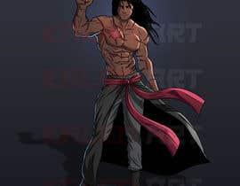 nº 22 pour Comic Book Character Design par kalen1008