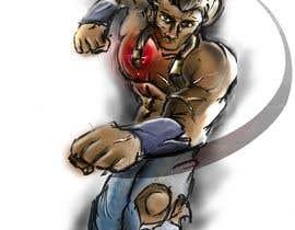 #17 for Comic Book Character Design af kenniken