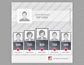 nº 42 pour Design an graphic/image for our Android App sharing feature par Watfa3D