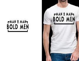 #31 for Man2Man T-shirt Design af sajeebhasan177