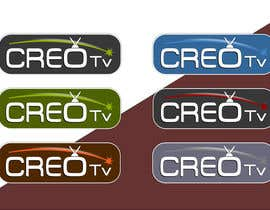 #19 for Logo Design for a new tv channel - CREO Tv by erupt