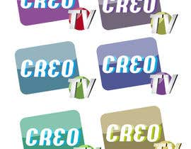 #35 for Logo Design for a new tv channel - CREO Tv by faxcel