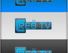 #30 para Logo Design for a new tv channel - CREO Tv por ambrex