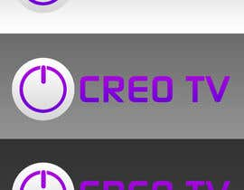 nº 34 pour Logo Design for a new tv channel - CREO Tv par ambrex