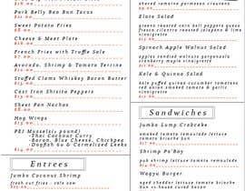 #8 for Menu Design Restaurant (Lunch & Dinner) af efendyfarid
