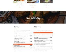 #17 for Menu Design Restaurant (Lunch & Dinner) by mahfuzur7712