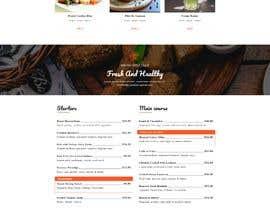 #17 for Menu Design Restaurant (Lunch & Dinner) af mahfuzur7712