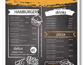 #11 for Menu Design Restaurant (Lunch & Dinner) af kreativewebtech