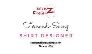 Bài tham dự cuộc thi #89 cho I want a two sided business card for T-shirt company.