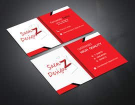 #86 for I want a two sided business card for T-shirt company. af Sancitahaque