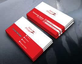 #78 cho I want a two sided business card for T-shirt company. bởi abulmostak2