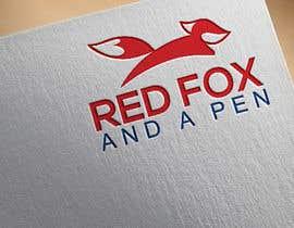 #13 for MAKE A LOGO WITH A RED FOX AND A PEN by as9411767