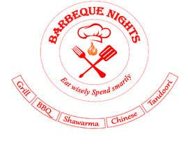 rakib0063602 tarafından logo design for a barbecue restaurant için no 60
