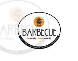Wazeemvaji tarafından logo design for a barbecue restaurant için no 6