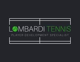 #131 untuk Lombardi Tennis Logo oleh AlaminHrakib