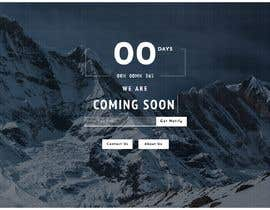 #44 for Landing Page Design ( Coming Soon) af mahfuzur7712