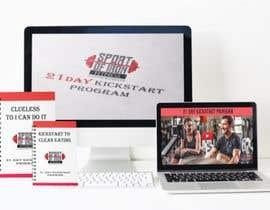 hichamo0s tarafından Help create a logo/visual for my gym's fitness program! için no 41