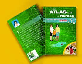 nº 69 pour Book Cover for Nurses Pocket Atlas par OndinaLeon