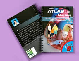 nº 70 pour Book Cover for Nurses Pocket Atlas par OndinaLeon