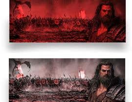 nº 105 pour Viking Banner (Facebook&Website) par EIDERRUIZ