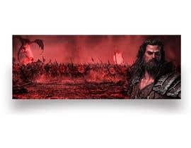 nº 106 pour Viking Banner (Facebook&Website) par EIDERRUIZ