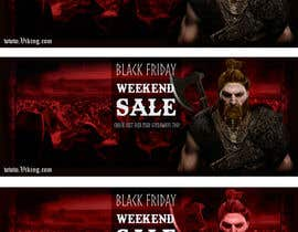 #203 for Viking Banner (Facebook&Website) by sxmbrx