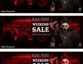 #204 for Viking Banner (Facebook&Website) by sxmbrx