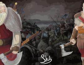 nº 109 pour Viking Banner (Facebook&Website) par lShadowWarriorl