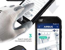 #261 для Mockup an aerospace app for Airbus! от uvarovkv