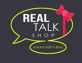 #76 for Logo -  Real Talk Shop by rli5903e7bdaf196