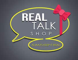 #77 for Logo -  Real Talk Shop by rli5903e7bdaf196