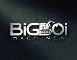 "#76 for I have just started an excavation hire business and I need a logo designed for it. I'm looking for a new creative modern design rather than the standard 'run of the mill' logo.   The business name is ""Big Boi Machines"". af robsonpunk"