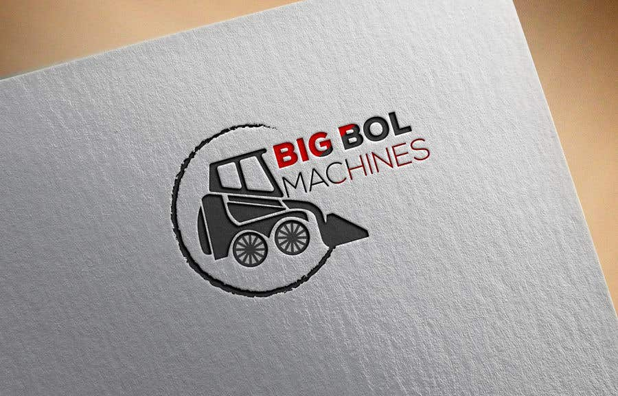 "Konkurrenceindlæg #73 for I have just started an excavation hire business and I need a logo designed for it. I'm looking for a new creative modern design rather than the standard 'run of the mill' logo.   The business name is ""Big Boi Machines""."