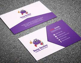 #104 for Create a Business card by Elamoni