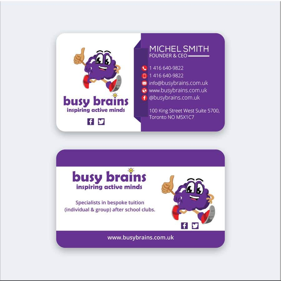 Contest Entry #160 for Create a Business card
