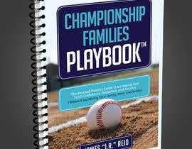 nº 41 pour Book mockup for the Championship Families Playbook™ par redAphrodisiac