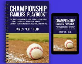 #46 untuk Book mockup for the Championship Families Playbook™ oleh warrenjoker