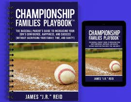 nº 51 pour Book mockup for the Championship Families Playbook™ par warrenjoker