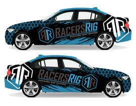 #110 for livery design of a RaceCar af TheFaisal