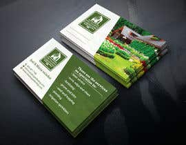 #118 for Revamp Business Card for Landscaping/Gardening Service Provider af MOMODart