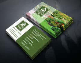 #119 for Revamp Business Card for Landscaping/Gardening Service Provider af MOMODart